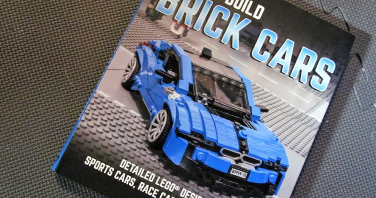 """Book Review: """"How to Build Brick Cars"""" by Peter Blackert"""
