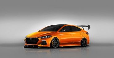 Hyundai SEMA News: BTR Edition Elantra Sport Not to Be Missed