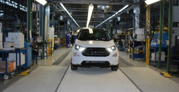 New Ford EcoSport Production Gets Underway in Romania