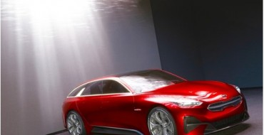 Kia Proceed Concept Boasts New Look for Automaker
