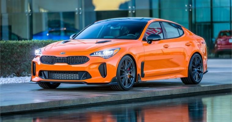 Kia Motors Debuts Custom Builds and Drifting Demonstrations at SEMA 2017