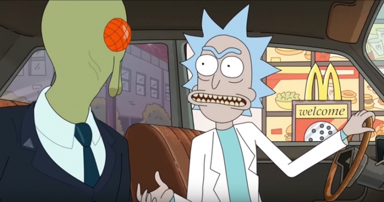 """""""Rick and Morty"""" Fan Trades His Volkswagen GTI for a Single Packet of McDonald's Szechuan Sauce"""