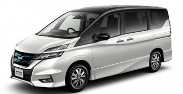 e-POWER-equipped Nissan Serena Minivan to Debut at Tokyo Motor Show