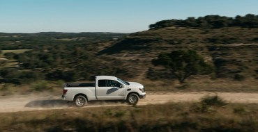 Texas Auto Writers Association Honors Nissan Titan Models