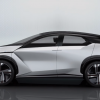 Nissan Shows Off IMx Concept in Tokyo