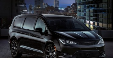 Chrysler Introduces S Appearance Package for Pacifica