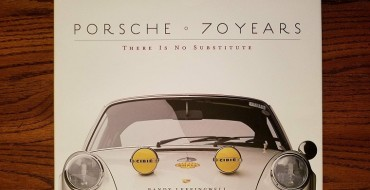 Book Review: 'Porsche 70 Years: There Is No Substitute'