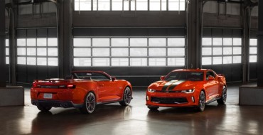 Orders for the 2018 Camaro Hot Wheels 50th Anniversary Edition Open on February 1