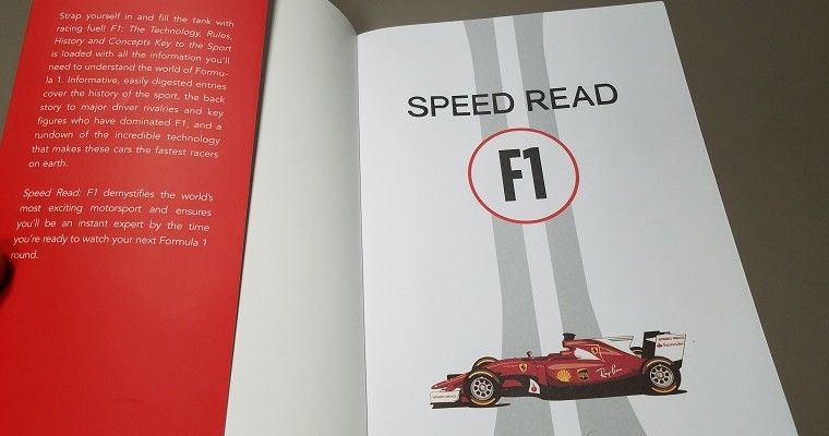Book Review: 'Speed Read F1'