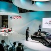 Where is the Toyota Supra?