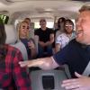 "The Foo Fighters Were ""A Little Uncomfortable"" Filming James Corden's Carpool Karaoke"
