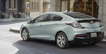 "IIHS Granted the 2018 Chevrolet Volt ""Top Safety Pick"" Award"