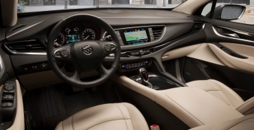 Upgraded QuietTuning Systems Key to Buick Enclave's Newly Hushed Cabin