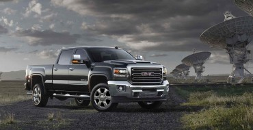 2018 GMC Sierra 2500HD Overview