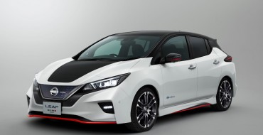 Take a Look at the Nissan LEAF NISMO
