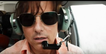 The American Dream and Cadillacs in 'American Made'