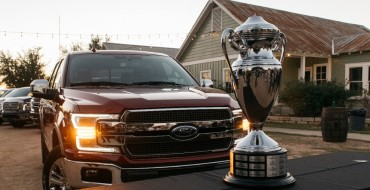 Ford Goes Back-to-Back: 2018 F-150 Wins Truck of Texas Award