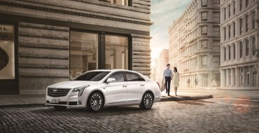 Cadillac Launches Next-Generation XTS Sedan in China