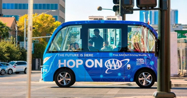 New AAA Survey Shows that Americans Are Still Wary of Self-Driving Vehicles