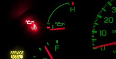 4 Common Dashboard Lights and What They Mean