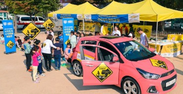 GM Korea Sales Total 34,535 Vehicles in October; Three Philanthropic Initiatives Take Place Toward End of Month