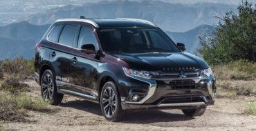 Mitsubishi Outlander PHEV Surpass 100K in Europe with Long-Awaited US Rollout Underway