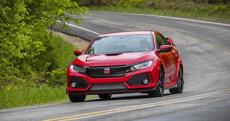 2018 Honda Civic Type R Finally Goes on Sale in America