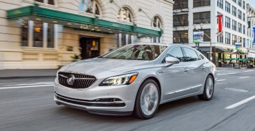 2018 Buick LaCrosse Overview