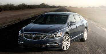 [Photos] Buick Unveils New 2018 LaCrosse Avenir