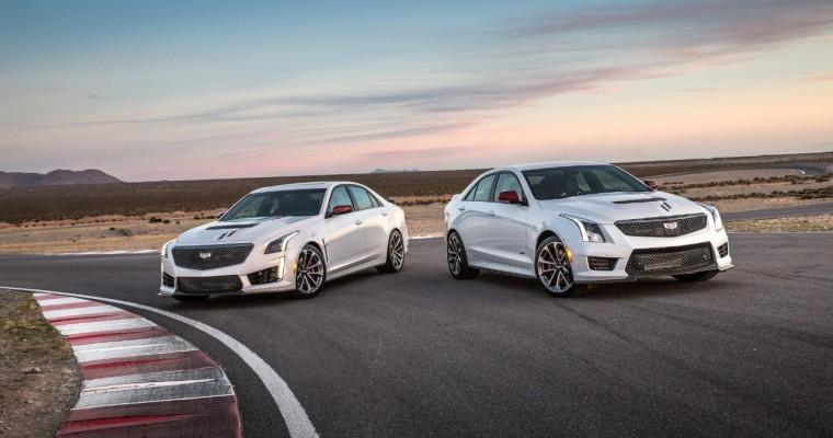 Cadillac Offering Up Championship Edition ATS-V, CTS-V in Celebration of IMSA Dominance