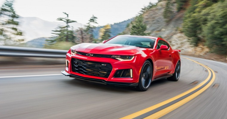 Celebrating 53 Years of the Chevy Camaro