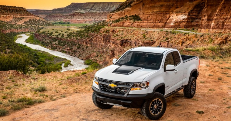 Chevrolet Sales Increase 6.2 Percent During the Second Quarter of 2018