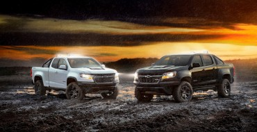 [Photos] Chevrolet Unveils Midnight and Dusk Editions for 2018