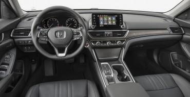 2018 Honda Accord Earns Kelley Blue Book's 'Best Auto Tech' Award