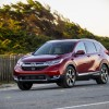 Honda CR-V is Motor Trend's 2018 SUV of the Year