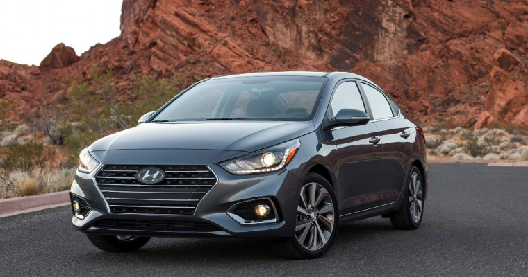 Hyundai Announces Revamped Price for Revamped 2018 Accent