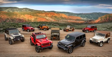 Jeep Wranglers Accumulate on Dealership Lots Even as the Model Sets New Sales Records