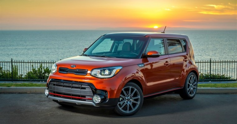 2018 Kia Soul Earns Top Spot on US News & World Report's List of Best Cars for Dogs