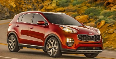 Kia Motors September Sales Propelled by Sportage CUV and Niro Hybrid