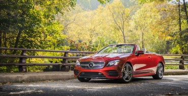 Embrace Every Season with the All-New Mercedes-Benz E-Class Cabriolet