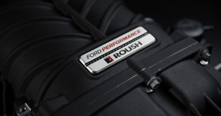 Roush and Ford Performance Supercharger Kit Boosts Mustang GT Output to 700 Horsepower