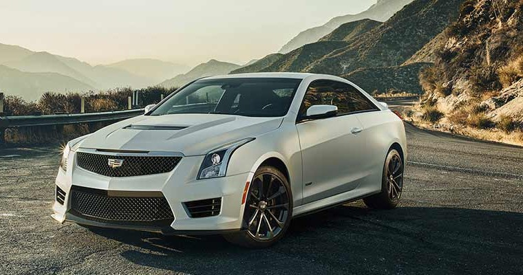 2018 Cadillac ATS-V Coupe Overview