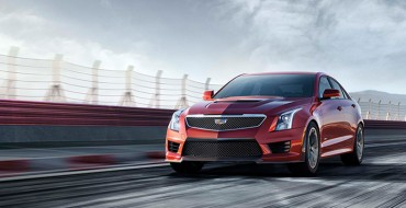 2018 Cadillac ATS-V Sedan Overview