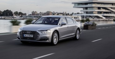 2019 Audi A8 Unveiled in Los Angeles