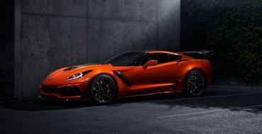 Vehicle Preview: 2019 Chevrolet Corvette ZR1