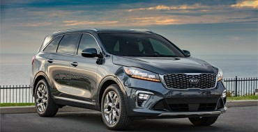 Smartly Refreshed 2019 Kia Sorento Makes Appearance at Los Angeles Auto Show