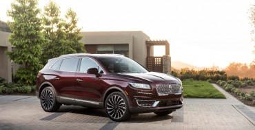 Lincoln Makes Top Five in J.D. Power 2019 U.S. Initial Quality Study