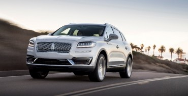 Lincoln U.S. Sales Up Through Q2 2019