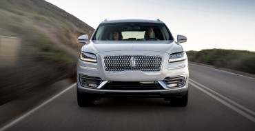Lincoln Continental and Nautilus Take Home AutoPacific Ideal Vehicle Awards
