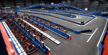 The Largest Indoor Go-Kart Track in the World is Hiding in Small-Town Connecticut
